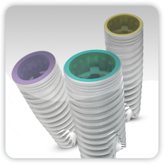implante mis c1 codare cromatica